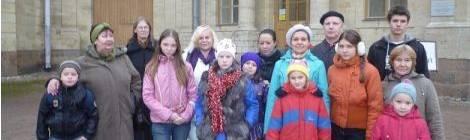 Экскурсия в Большой Гатчинский дворец для школьников и их родителей