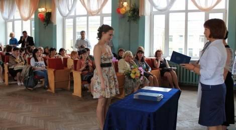 25 июня - вручение аттестатов в школах МО Измайловское