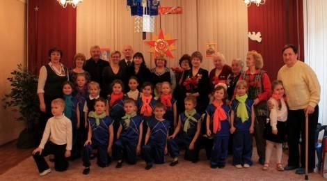 4 мая - праздничное представление в детском саду