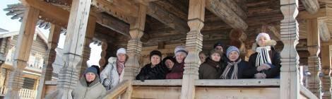 """Экскурсия """"Традиции и современность в церковной архитектуре"""""""