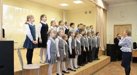 Концерты, посвященные Дню полного снятия блокады Ленинграда на базе школ № 280 и 564 и в Доме детского творчества «Измайловский»