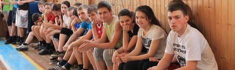 Спортивная игра «Веселые старты»