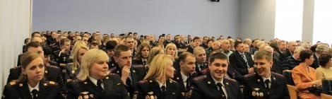 203 года со дня образования внутренних войск МВД РФ