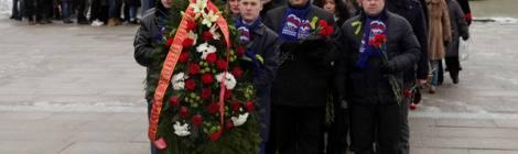 «Единая Россия» приняла участие в организации мероприятий, посвященных Дню освобождения Ленинграда от фашистской блокады