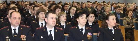 205-летию со дня образования Внутренних войск МВД России