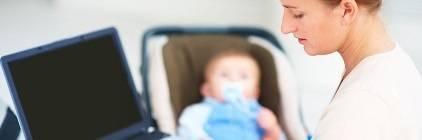 Служба занятости - молодым мамам