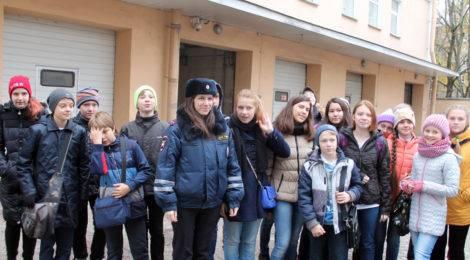 Экскурсия в музей ГАИ в Санкт-Петербурге