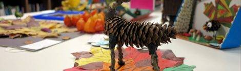 «Осенние фантазии» в Детской библиотеке