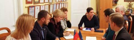 Kруглый стол, посвященный 15-летию образования партии «ЕДИНАЯ РОССИЯ»