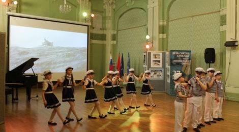 Концерты для жителей блокадного Ленинграда
