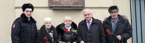 Ветераны УМВД на мероприятиях, посвященных  73-й годовщине полного снятия блокады Ленинграда