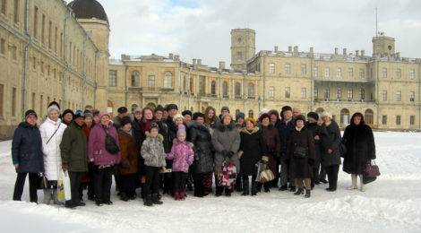 Жители МО Измайловское побывали на экскурсии в Гатчинском дворце