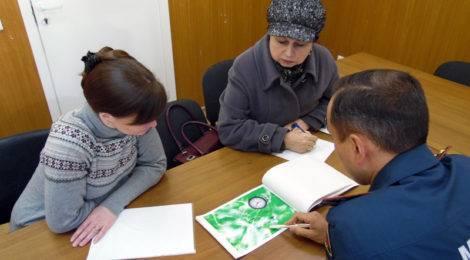 В Адмиралтейском районе прошло инструктивное занятие для начинающих предпринимателей