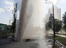 ПРАВИЛА БЕЗОПАСНОСТИ при повреждениях трубопроводов тепловых сетей, сопровождающихся разливом горячей воды