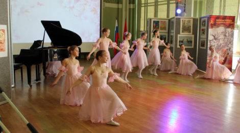 Концерт в ДТ Измайловский для ветеранов округа