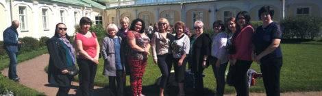 Экскурсия в Ломоносов