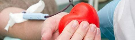 О мерах социальной поддержки доноров
