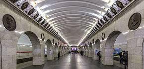 ОНДПР Адмиралтейского района напоминает правила поведения в метро: