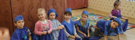Праздник в детском саду №133