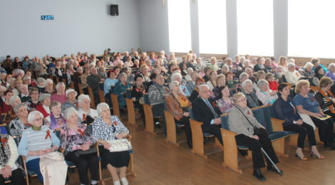 Праздничный концерт для ветеранов МО Измайловское