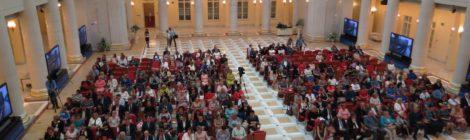 Торжественная церемония награждения в Президентской библиотеке