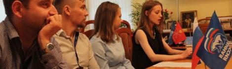 Профориентационная встреча в МО Измайловское