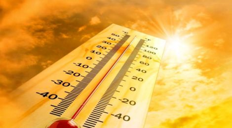 Аномальная жара!
