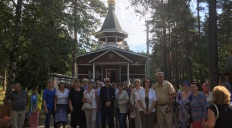 Экскурсия по православным святыням Карельского перешейка