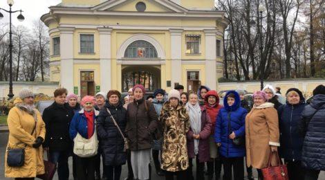 Небесные покровители Петербурга