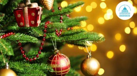 С Новым годом, дорогие Измайловцы!