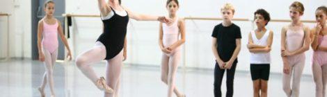 Твой путь в балет начинается здесь!
