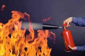 Меры пожарной безопасности при пользовании фейерверками