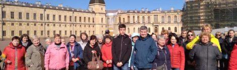 Экскурсия в Гатчинский дворец