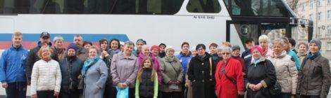 Экскурсия в Усадьбу Марьино
