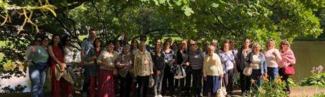 10 августа состоялась экскурсия в Ораниенбаум для жителей округа.