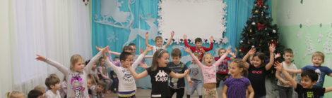 Награждение учащихся ГБДОУ ДС №123 за участие в конкурсе на лучшее новогоднее поздравление