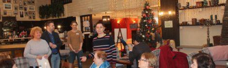 В отеле Sokos прошёл благотворительный обед для активистов общественных организаций