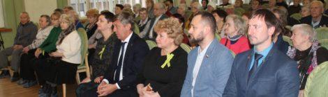 В ДТ «Измайловский» прошёл праздничный концерт, посвящённый 76 годовщине полного освобождения Ленинграда от фашистской блокады