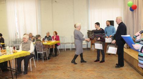 Сегодня состоялась торжественная церемония чествования именинников и юбиляров семейной жизни