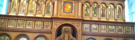 Сегодня прошла автобусная экскурсия «Традиции и современность в церковной архитектуре» для жителей МО Измайловское
