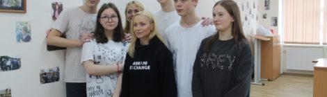 """Всероссийская акция """"Зарядка со звездой"""""""